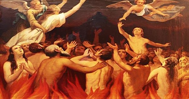 Resultado de imagen de El Purgatorio