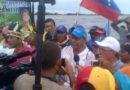 Comienzan los primeros bloqueos a la Toma de Caracas