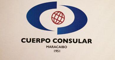 Presentacion del nuevo logo del Cuerpo Consular de Maracaibo
