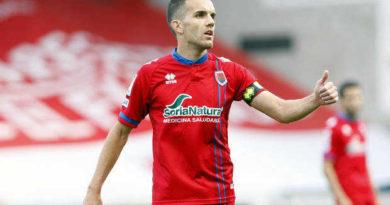 Rolf Feltscher y Julio Álvarez chocaron en el fútbol español