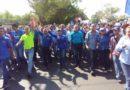 Rosales marcha con zulianos hasta el CNE para pedir elecciones