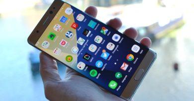 Samsung dice que defectos en baterías provocaron incendios del Galaxy Note 7