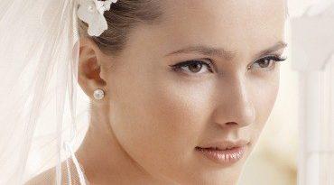 Tendencias de maquillaje para novias