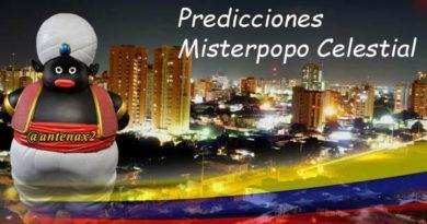 #20Feb 🇻🇪  Predicciones Misterpopo Celestial