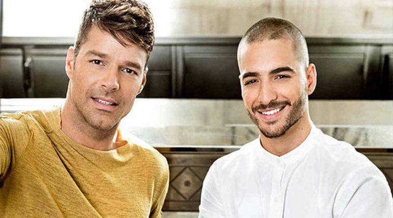 ¿Maluma y Ricky Martin tienen un video íntimo juntos?