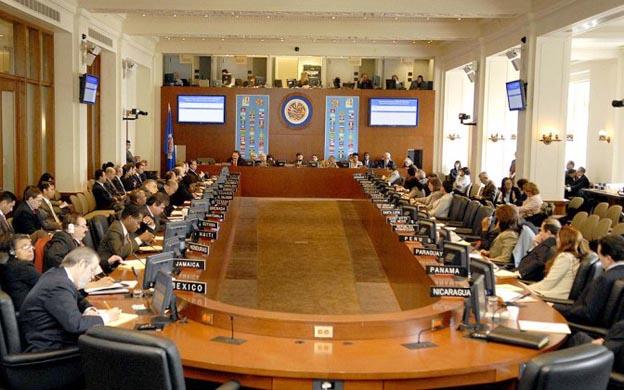 OEA inicia sesión para discutir sobre la crisis en Venezuela