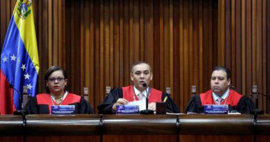 Ollarves: TSJ reformó de hecho el artículo 200 de la CRBV para limitar inmunidad parlamentaria