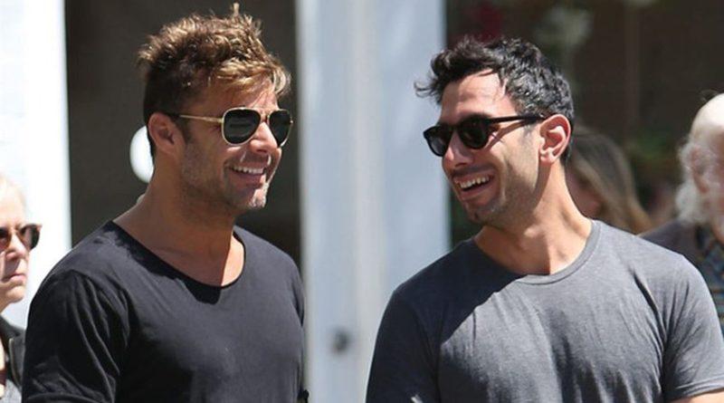 ¿Ricky Martin postergó su boda con Jwan Yosef?