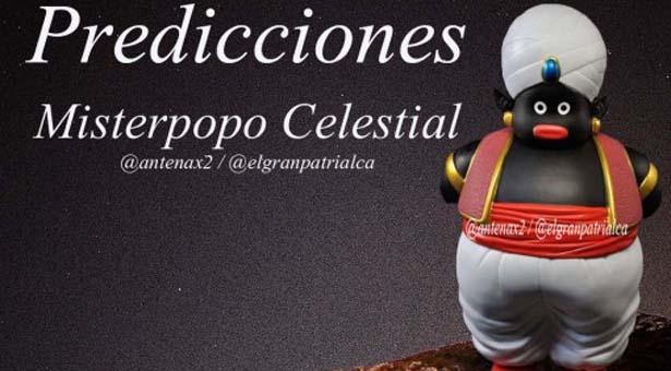 #20Mar Predicciones Misterpopo Celestial @antenax2
