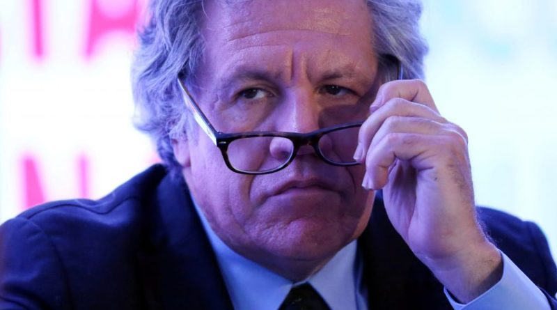 Almagro condena aislamiento de Leopoldo López en su cumpleaños