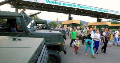 Mañana abrirán por horas la frontera con Colombia
