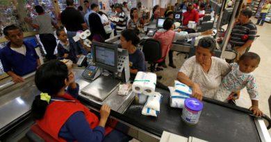 Precio de la canasta básica subió a 1.426.363,38 bolívares en mayo
