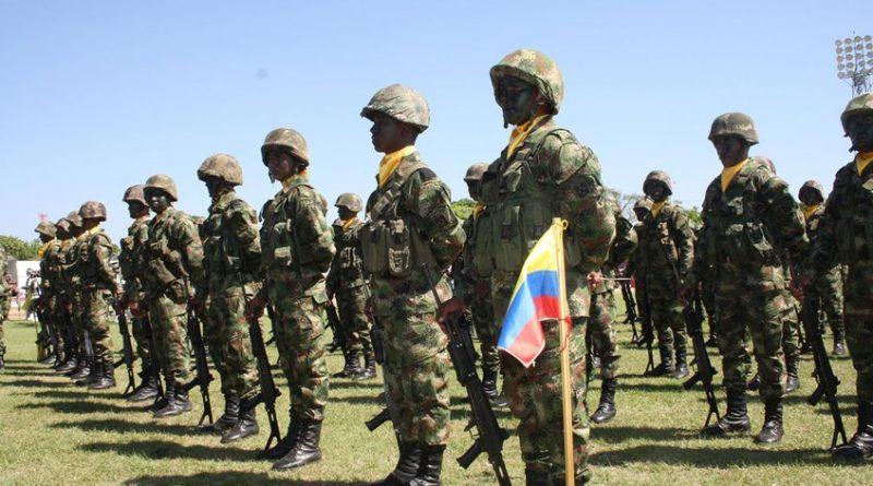 Gobierno colombiano reforzará el despliegue militar en la frontera con Venezuela