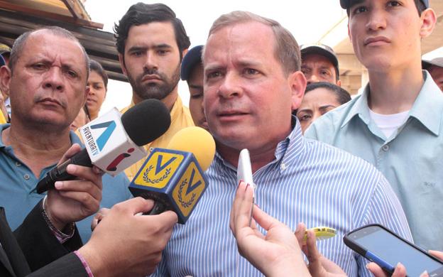 """""""53,92 % de los zulianos apoyaría a Guanipa"""""""