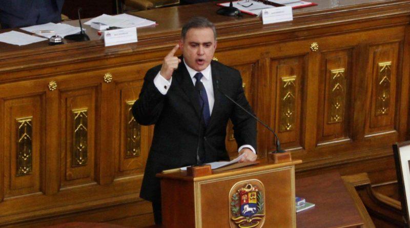 Tarek William Saab acusa a Ortega Díaz de todas las muertes en protestas