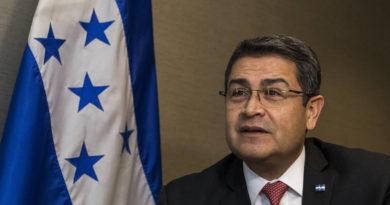 """Presidente de Honduras: el diálogo en Venezuela """"no está funcionando"""""""