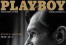 Playboy homenajea a Hugh Hefner en su portada