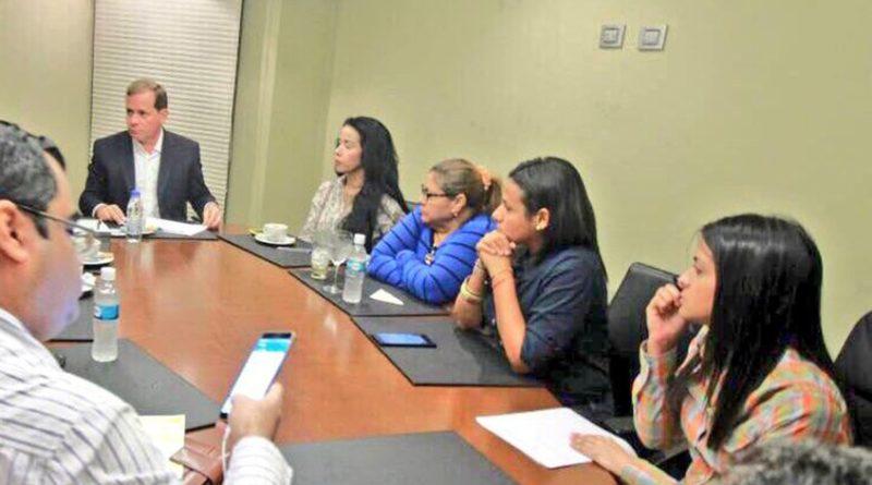 Juan Pablo Guanipa se reunió con diferentes sectores zulianos para obtener propuestas