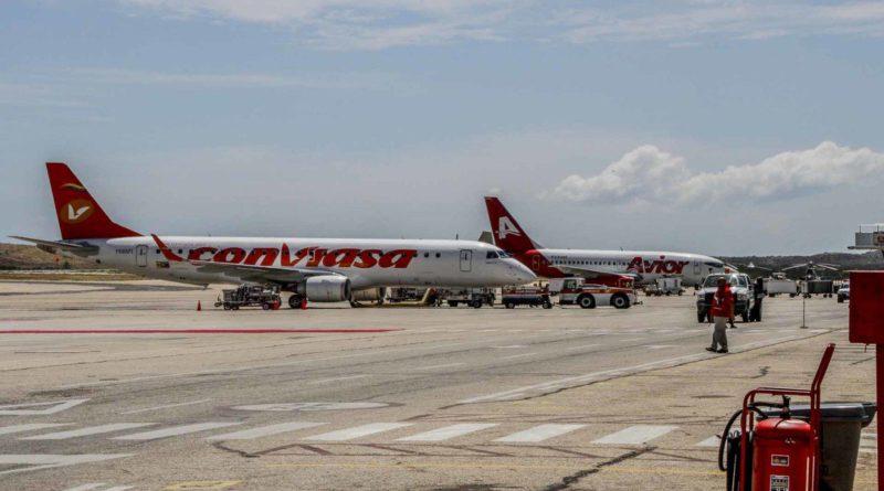 Conviasa volará a Ecuador, Perú, Brasil y Argentina desde Margarita