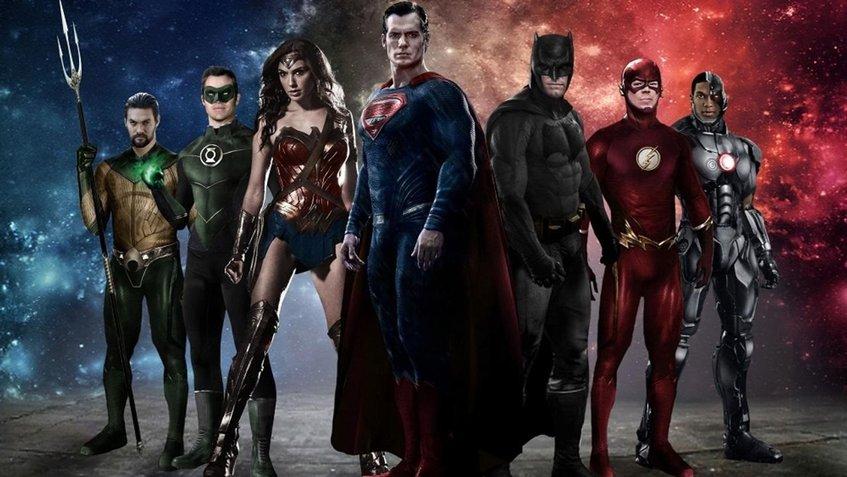 La Liga de la Justicia tomará los cines este viernes