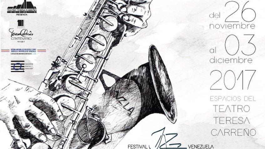 El jazz tomará el Teresa Carreño durante una semana