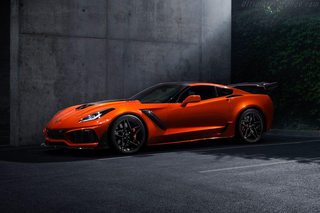 El nuevo Corvette ZR1 es el Chevrolet más potente de la historia (WOW)