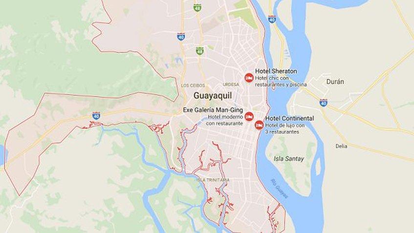 Reportan sismo de magnitud 6.2 en Ecuador