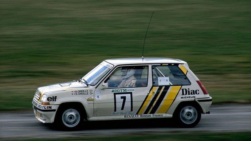 Rally en Francia deja un accidente donde fallecen piloto y copiloto