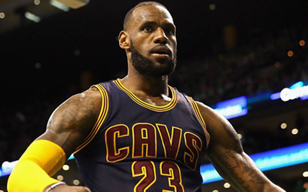 De momento LeBron es el MVP, según Garnett