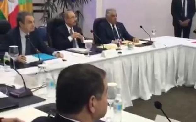 Inicia negociación entre el Gobierno y la oposición