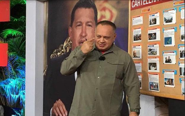 Diosdado Cabello plantea nacionalizar Banesco