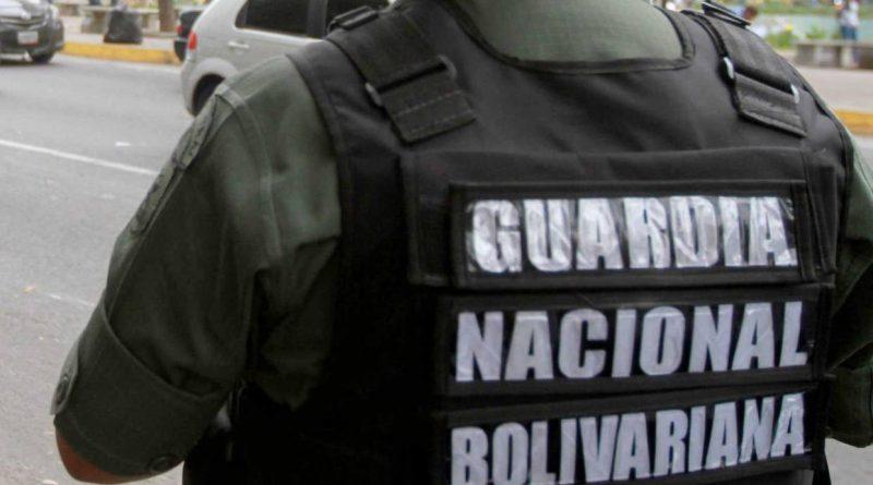 GNB detuvo a nueve personas durante intento de saqueo en Bolívar