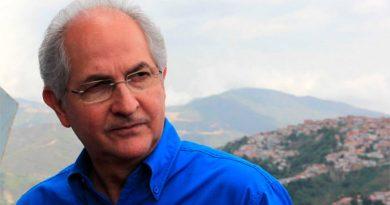 Ledezma fustigó proceso de diálogo tras disolución de Alcaldía Mayor