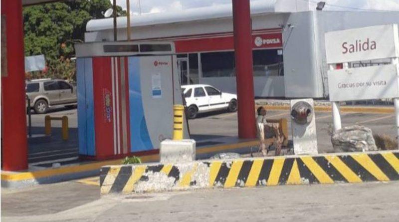 Así está la grave escasez de gasolina en Barquisimeto