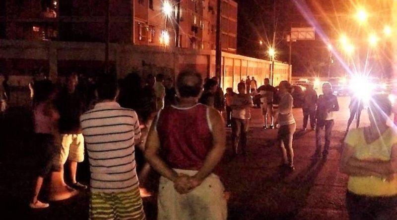 Protestaron en Antímano para exigir pernil prometido por el gobierno