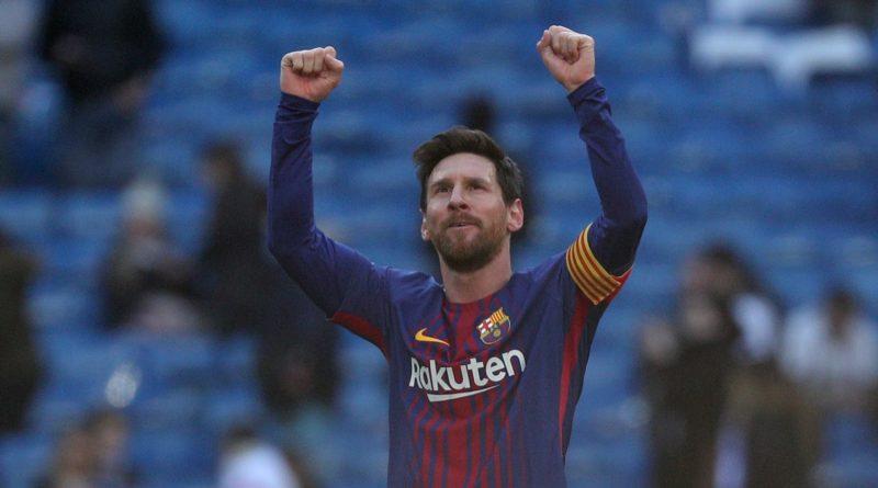 Messi se impuso a Cristiano en el duelo por ser máximo goleador del 2017 (Fotos)