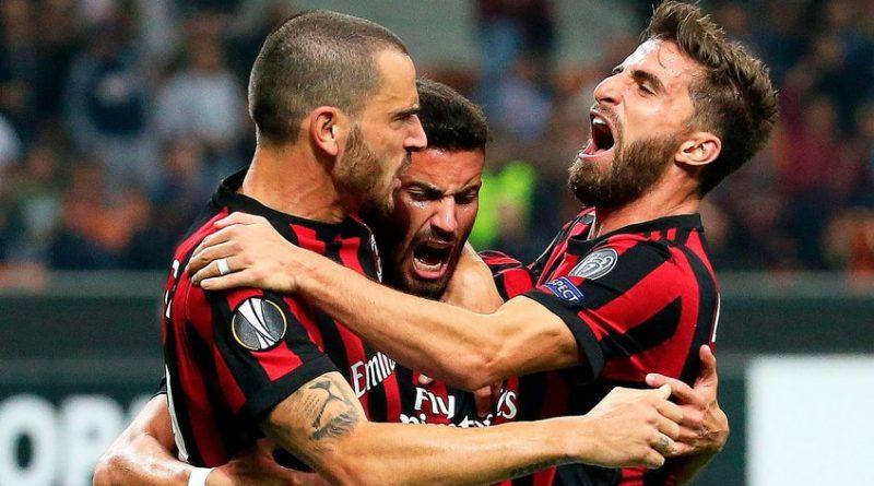 Milan pasa a semifinales en la Copa Italia al derrotar al Interen la Copa Italia al derrotar al Inter