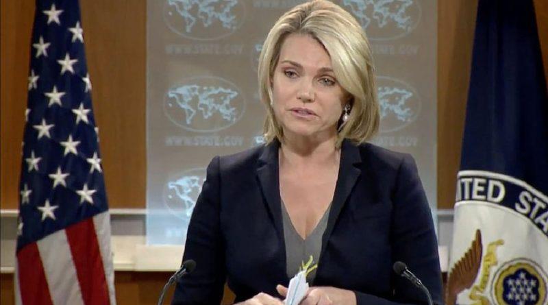 EEUU reaccionó ante posible prohibición de partidos políticos en Venezuela para las presidenciales