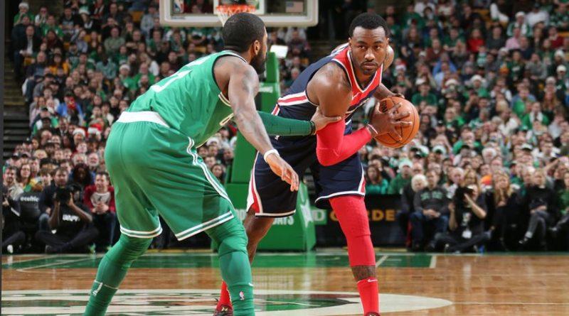 Celtics sufre su primera derrota en Navidad frente a Wizards