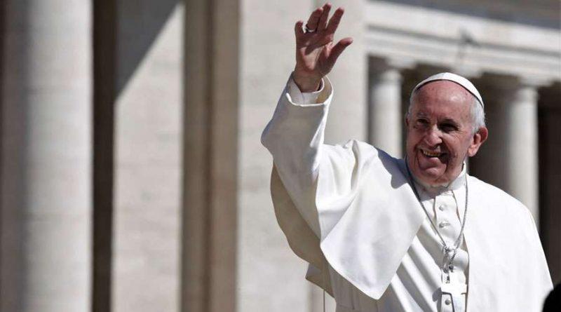 El perfil de Twitter del Papa cumple 5 años y lo celebra con este mensaje