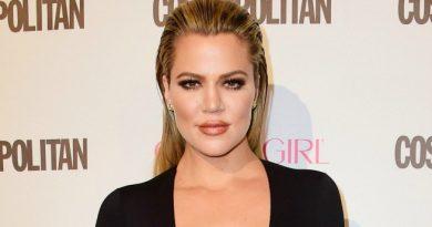 Khloé Kardashian confirmó que espera su primer hijo