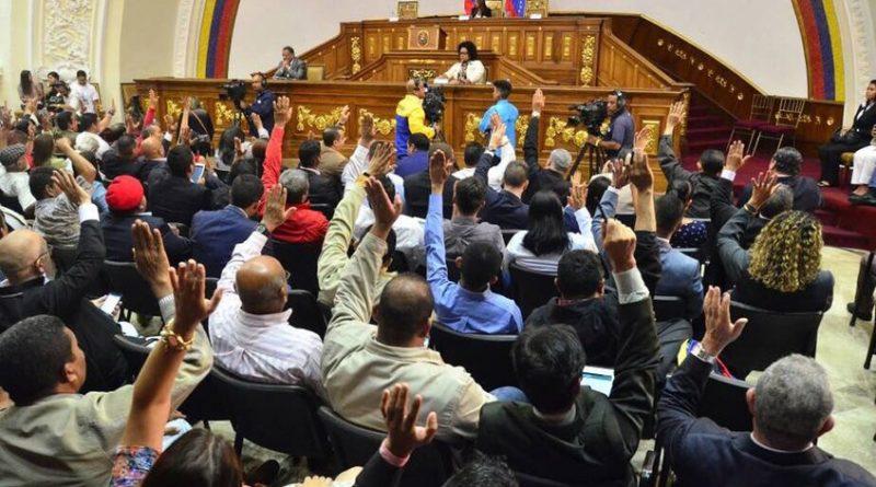 ANC aprobó Ley contra la Guerra Económica, para la Racionalidad y Adquisición de Bienes