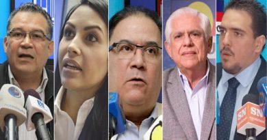 Diputados de UNT se reúnen para definir presidencia de la AN