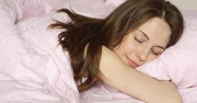 Cenas para dormir y descansar mejor