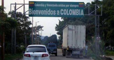 Vehículos con placa venezolana pagarán 50% de impuestos en Colombia