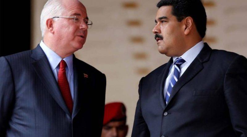 Rafael Ramírez: No se ha decidido que Maduro sea el candidato del PSUV