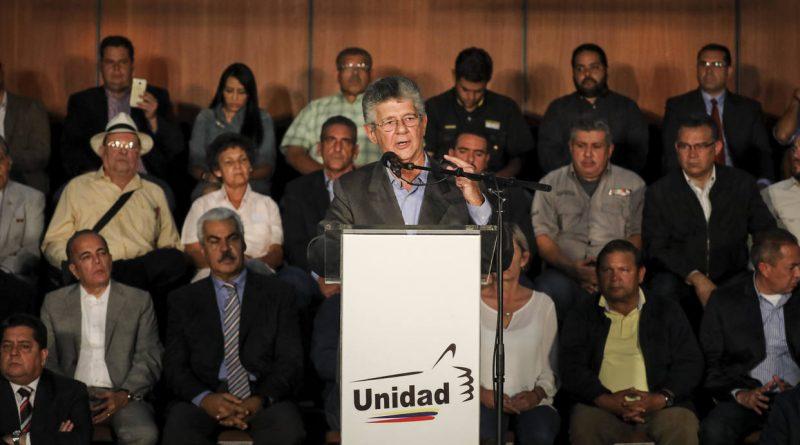 MUD responsabiliza a Maduro por muerte de venezolanos que iban a Curazao