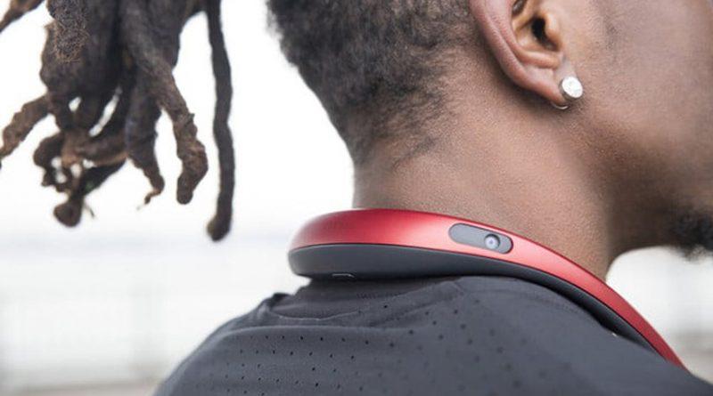 Conoce a FITT360: Un collar que graba videos en 360 grados
