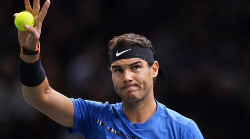 Rafael Nadal pasa a octavos de final