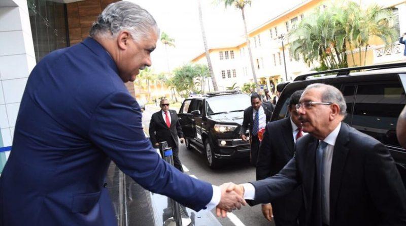 Mediadores en el proceso de diálogo venezolano llegaron a República Dominicana